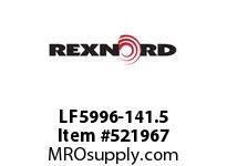 REXNORD LF5996-141.5 LF5996-141.5 143166