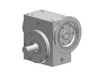 HubCity 0270-06665 SSW264 20/1 C WR 143TC SS Worm Gear Drive