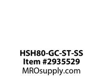 TBWOODS HSH80-GC-ST-SS GPL HSH80 6.50KL X ST SS