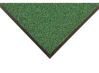 NoTrax 267S0035GN 267 Wayfarer Custom HD 3X5 Green Wayfarer Custom HD is a heavy duty vinyl backed vinyl-loop outdoor mat that removes dirt and moisture from shoes. Wayfarer Custom HD is specially designed to dry quickly and resist mildew m