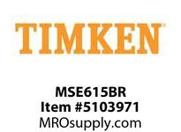 TIMKEN MSE615BR Split CRB Housed Unit Component