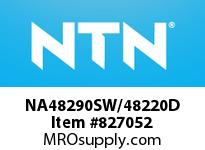 NTN NA48290SW/48220D MEDIUM SIZE TAPERED ROLLER BRG