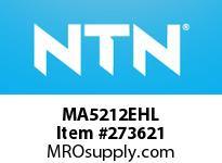 NTN MA5212EHL CYLINDRICAL ROLLER BRG
