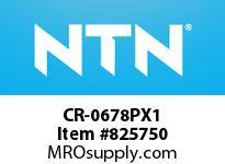 NTN CR-0678PX1 Small Size TRB D<=101.6