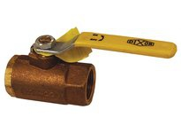 DIXON BBV75 3/4 IN BRASS BALL VALVE
