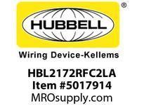 HBL_WDK HBL2172RFC2LA RF CTRL HGR FULL CTRLD 15A 5-15R LA