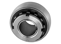 AMI UK207+HA2307 1-3/16 NORMAL DUTY WIDE ADAPTER SLE LOCKINGBEARING (W/ADAPTER)