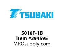 US Tsubaki 5018F-1B 5018 1 1/8 FINISHED BORE