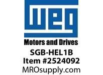WEG SGB-HEL1B HELWIG SHAFT GROUNDING BRUSH Motores