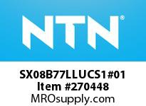 NTN SX08B77LLUCS1#01 MEDIUM SIZE BALL BRG(STANDARD)