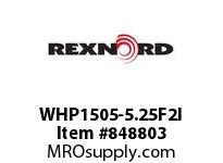 REXNORD WHP1505-5.25F2I WHP1505-5.25 F2 T16P N.75 WHP1505 5.25 INCH WIDE MATTOP CHAIN