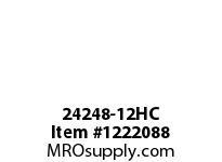 WireGuard 24248-12HC 24x24x8 NEMA TYPE 12