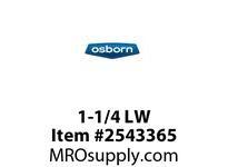 Osborn 1-1/4 LW Load Runner