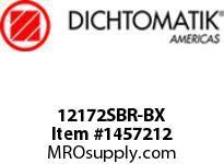 Dichtomatik 12172SBR-BX DISCONTINUED
