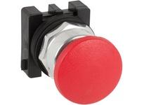 WEG CSW30-JBEP 30MM AL JUMBO PULL MUSH RED Pushbuttons