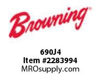 Browning 690J4 POLY V BELTS