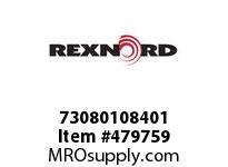 REXNORD 154660 73080108401 80 HCB 2.6230 BORE INTF