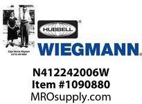 WIEGMANN N412242006W N412SDCSW/WINDOW24X20X6
