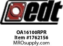EDT OA16100RPR RADIAL POLY-ROUND(R) 16100