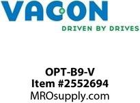 Vacon OPT-B9-V 1 x RO 5 x DI (42-240VAC) Option