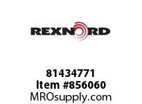 REXNORD 81434771 HT4705-72 E5-3/8D