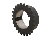 08BTB36 (1610) Taper Bushed Metric Roller Chain Sprocket