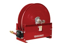 ReelCraft D9465 OLPBW HOSE REEL ASSEMBLY 1 X 65FT AIR/WATER W/ HOSE - 250 PSI
