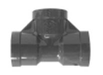 MRO 805002 1/4 FIP SCH80 PVC TEE
