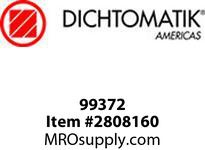 Dichtomatic 99372 STAINLESS STEEL SHAFT SLEEVE SHAFT SLEEVE