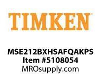 TIMKEN MSE212BXHSAFQAKPS Split CRB Housed Unit Assembly