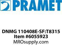 DNMG 110408E-SF:T8315