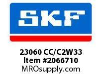 SKF-Bearing 23060 CC/C2W33