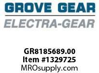 Grove-Gear GR8185689.00 GR-SDHMQ818-750-H_-140-16