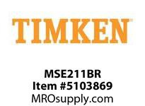 TIMKEN MSE211BR Split CRB Housed Unit Component