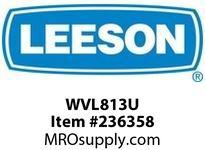 LEESON WVL813U MOD - VL MOUNT FOR 813 SERIES / OUTPUT SHAFT UP - WASHGUARD