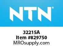 NTN 32215A Medium Tapered Roller Bearings