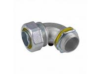 Orbit MLT90-300 LIQUIDTIGHT CONNECTOR MALLEABLE IRON 90-DEGREE 3^