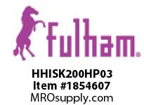 Fulham HHISK200HP03 ILS Billboard Conversion Kit - 200W for AdVue fixtures