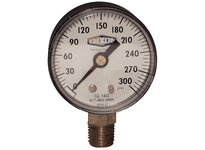 DIXON GS600-4 3 1/2 ABS 0-600 PSI LM DRY GAUGE