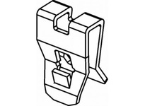Orbit GCA-125/200 1-1/4^ - 2^ ARM. GR CLAMP W/ STEEL SCREW