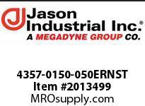 Jason 4357-0150-050ERNST NBR/PVC DISCH 1-1/2 X 50 CPLD