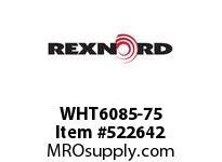 REXNORD WHT6085-75 WHT6085-75 143769
