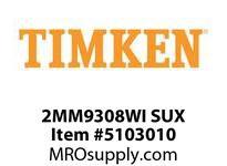 TIMKEN 2MM9308WI SUX Ball P4S Super Precision