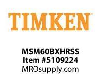TIMKEN MSM60BXHRSS Split CRB Housed Unit Assembly