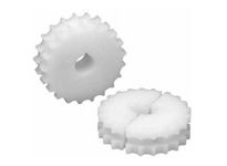 System Plast AA1200408 820-23R1.188-DS-SS TWO PIECE MOLDED SPROCKETS