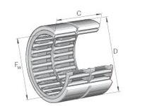 INA RNAO40X55X40 Precision needle bearing