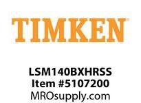 TIMKEN LSM140BXHRSS Split CRB Housed Unit Assembly