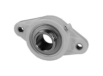 PTI SUCTFL208-24 THERMOPLASTIC 2-BOLT FLANGE BRG-1-1 SUCTFL 200 SILVER SERIES - NORMAL D