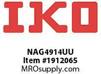 IKO NAG4914UU NAG - SERIES
