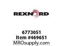 REXNORD 6773051 G3BDBZC301 301.DBZC.CPLG RB SD